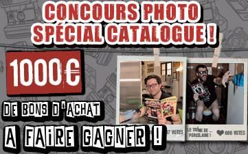 Résultats Jeu Concours Catalogue Rock A Gogo 2014