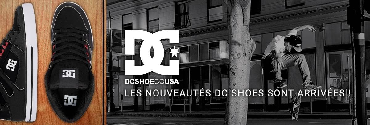 Nouveautés DC Shoes