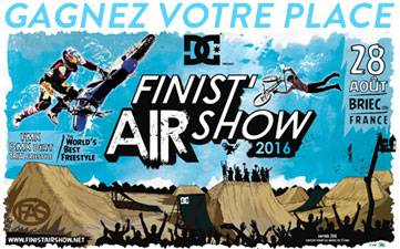Résultat Jeu Concours Finish Air 2016
