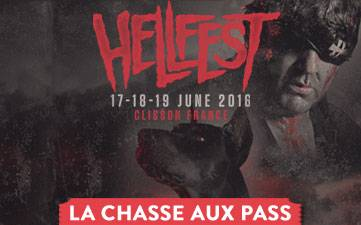 Résultat Jeu Concours Hellfest 2016