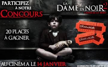 Résultat Jeu Concours La Dame en Noir 2015