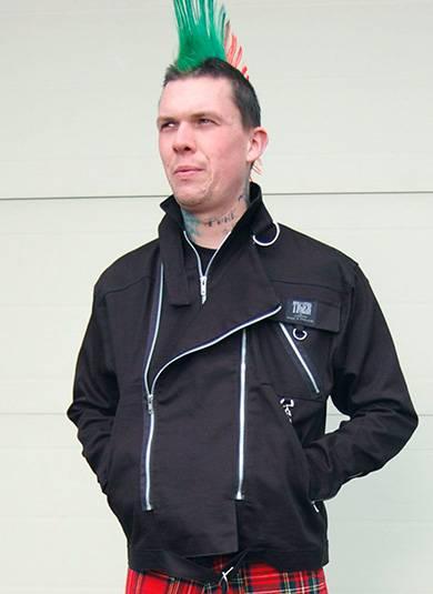 styles pour les hommes biker punk dark tattoo rock a gogo. Black Bedroom Furniture Sets. Home Design Ideas