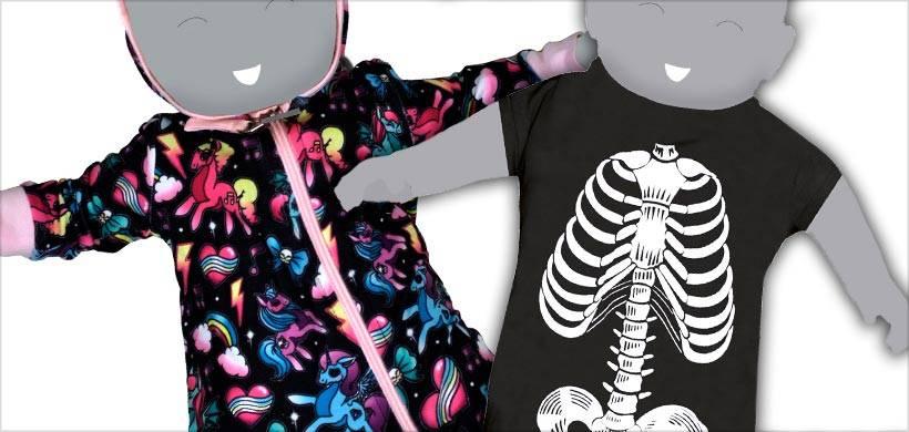 483c2d2fa6a4e Magasin de Vêtements Pour les Enfants Rock N Roll ! - Rock A Gogo