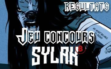 Résultat Jeu Concours Sylak 2018