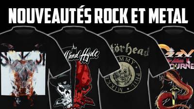 a08ede84d8e Les Nouveautés Rock et Metal