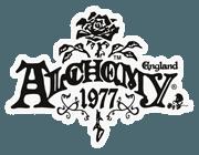 Tous les Produits Alchemy la Marque Anglaise Mythique : Vêtements, Accessoires, Bijoux, Décoration..