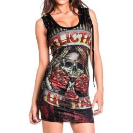 Robe Courte AFFLICTION - Hollow Point