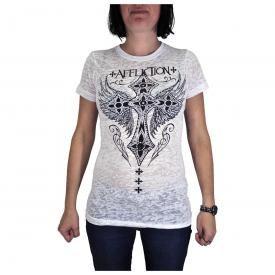 Tee Shirt Femme AFFLICTION - Hotspot