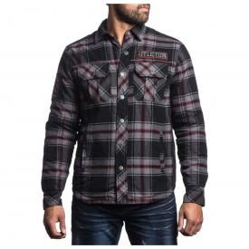Veste Mec AFFLICTION - Night Train