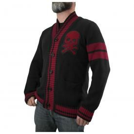 Cardigan Homme AFFLICTION - Escape