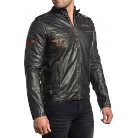 Veste Homme AFFLICTION - Moto Rally