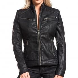 Veste Femme AFFLICTION - Black Water