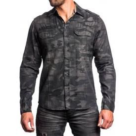 Chemise Mec AFFLICTION - Stone Sinners