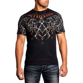 T-Shirt Homme All Over AFFLICTION - Eagle Pride