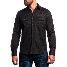 Chemise Mec AFFLICTION - Battle Field