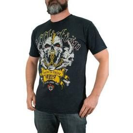T-Shirt Homme AFFLICTION - Hellfest 2017
