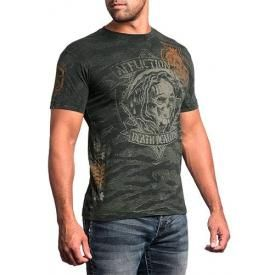 T-Shirt Homme AFFLICTION - Death Dealer
