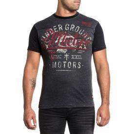 T-Shirt Homme AFFLICTION - Corpus Christi