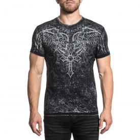 T-Shirt Homme Réversible AFFLICTION - Milan