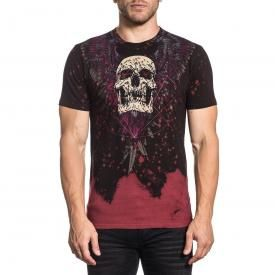T-Shirt Homme AFFLICTION - Unknowable