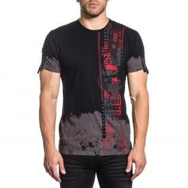 T-Shirt Homme AFFLICTION - Time Will Tell