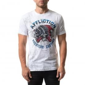 T-Shirt Homme AFFLICTION - AC Wyoming
