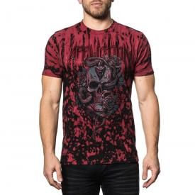 T-Shirt Homme AFFLICTION - Antivenom Tour