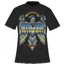 T-Shirt Homme AFFLICTION - Eagle World Tour