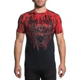 T-Shirt Homme AFFLICTION - Scrimshaw