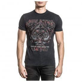 T-Shirt Homme AFFLICTION - Spiritual