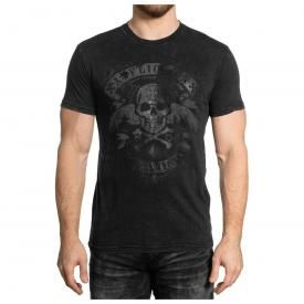 T-Shirt Homme AFFLICTION - Americana Speed