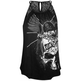 Débardeur Femme ALCHEMY GOTHIC - Rock On Solid