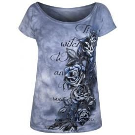 Tee Shirt Femme ALCHEMY GOTHIC - Dies Words