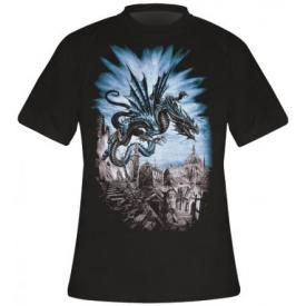 T-Shirt Mec ALCHEMY GOTHIC - The Highgate Horror