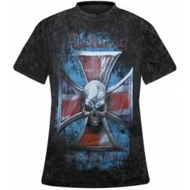 T-Shirt Mec ALCHEMY - Iron Cross