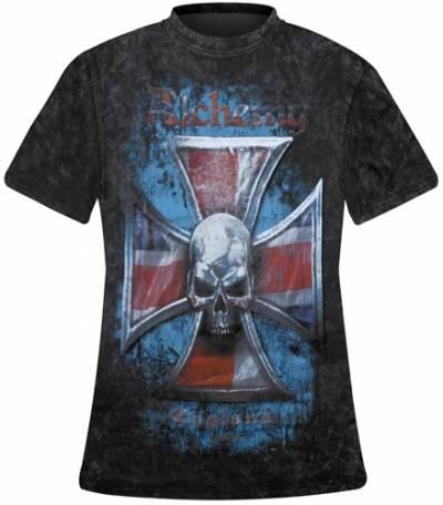 Image de T-Shirt Mec ALCHEMY - Iron Cross
