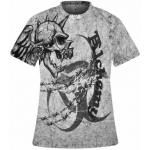 T-Shirt Mec All Over ALCHEMY GOTHIC - Flying Devil