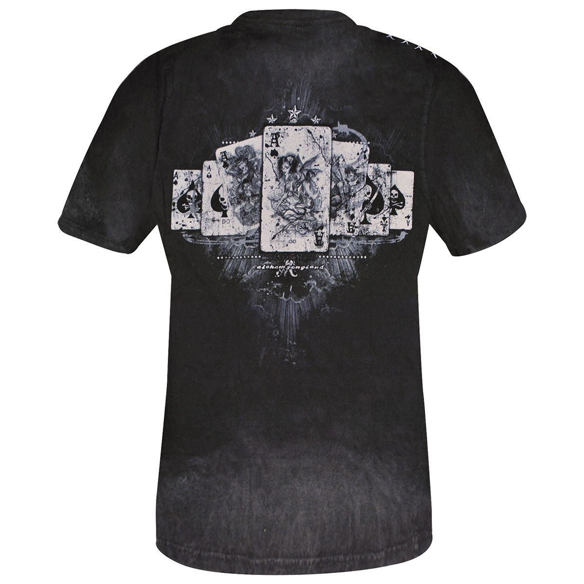 t shirt mec alchemy read 39 em weep t shirts rock a gogo. Black Bedroom Furniture Sets. Home Design Ideas