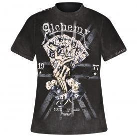 T-Shirt Homme ALCHEMY - Read'Em Weep