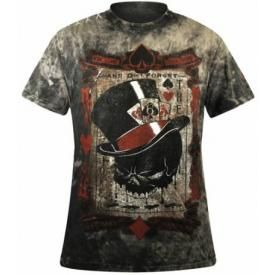 T-Shirt Mec ALCHEMY GOTHIC - The Dead Draw
