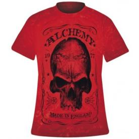 T-Shirt Mec ALCHEMY GOTHIC - Furious Red