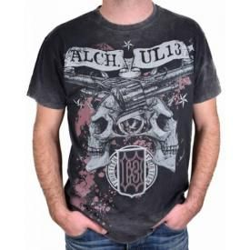 T-Shirt Homme ALCHEMY - Death Unbercoming