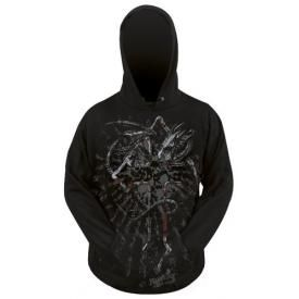 Sweat Mec ALCHEMY GOTHIC - Templar Cross