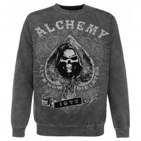 Sweat Homme ALCHEMY - Aces Of Hades