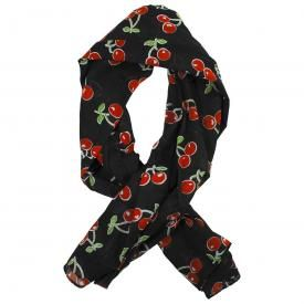 Foulard CERISES - Rockabilly Cherries