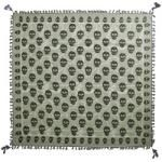 Foulard DIVERS - Skulls & Chains Grey