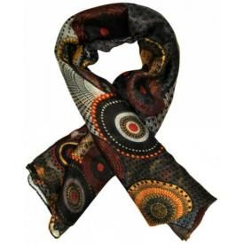 Foulard DIVERS - Color Circles