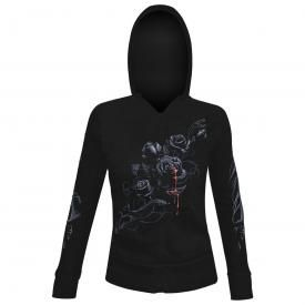 Sweat Femme Spiral DARK WEAR - Fatal Attraction