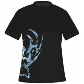 T-Shirt Mec TRIBAL - Blue Steel