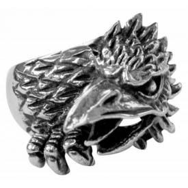 Bague ANIMAL - Eagle Head